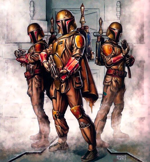 If you could be any alien species in Star Wars/Trek which ... |Star Wars Mandalorian Base