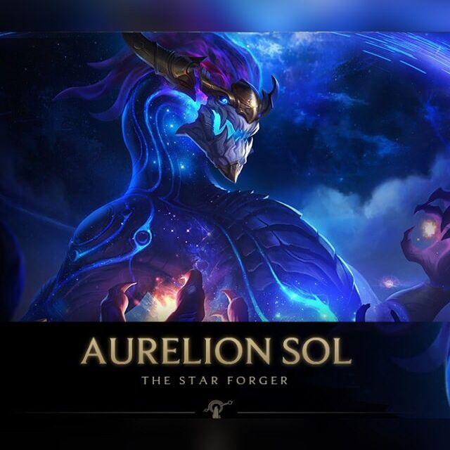 Aurelion Sol Lore