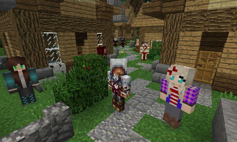 Minecraftcomesalive Beta Http Mcpedl Com Minecraft Comes Alive Pe