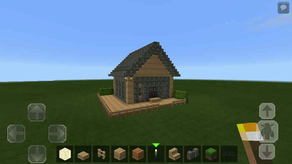 Itu0027s Pretty Simple And Very Easy To Build Or Do A Spin Off Of The Original Minecraft  House.