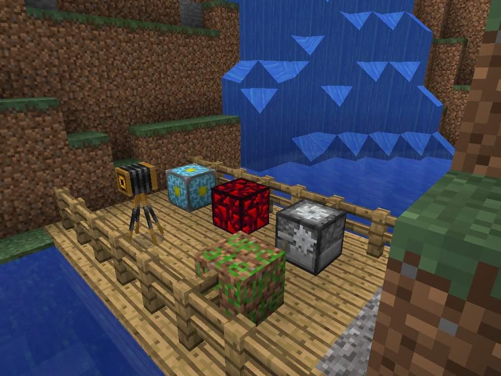 5 Secret Blocks of MCPE | Minecraft Amino