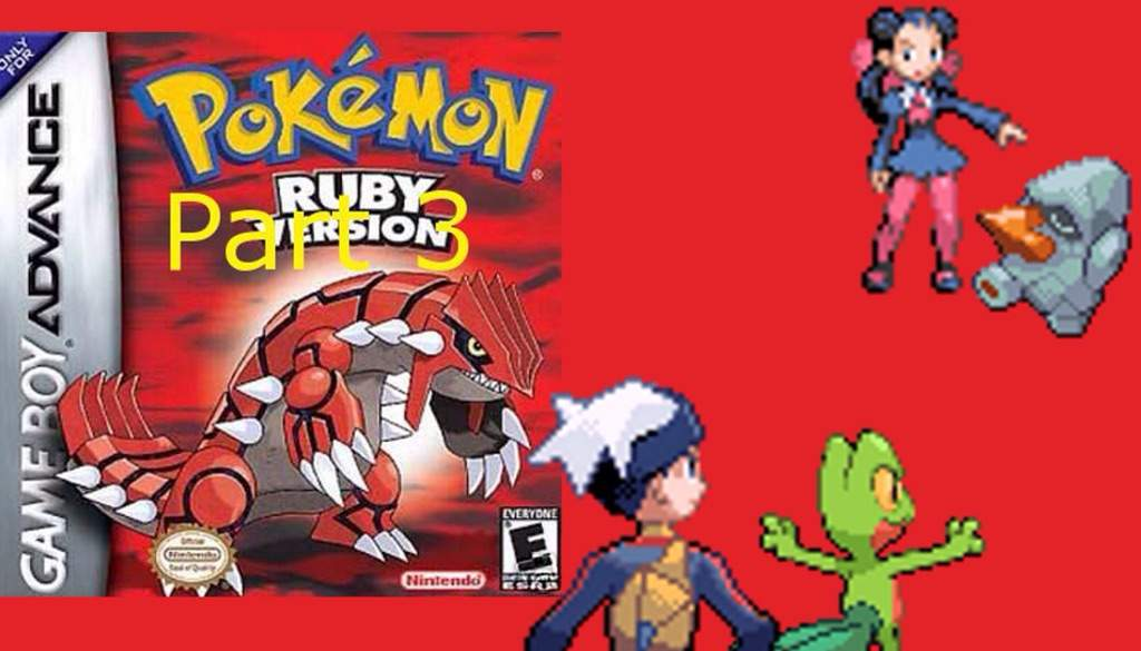 play pokemon ruby