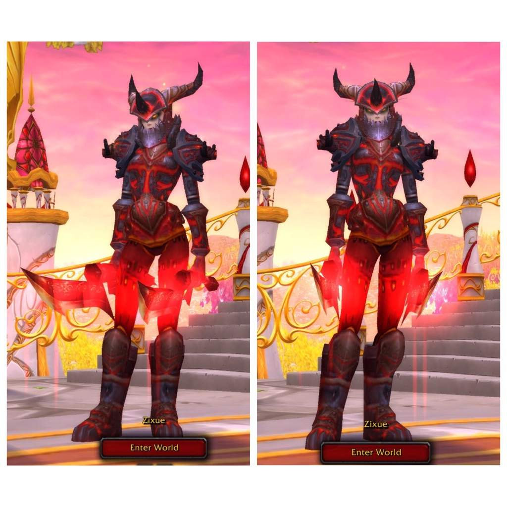 Warrior Transmog Wow Amino