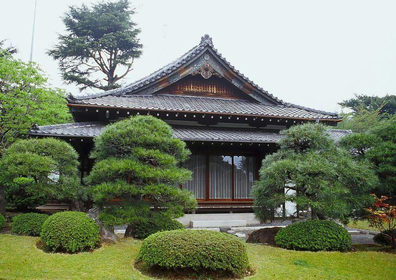 Casa japonesa moderna o tradicional anime amino for Casa moderna wiki