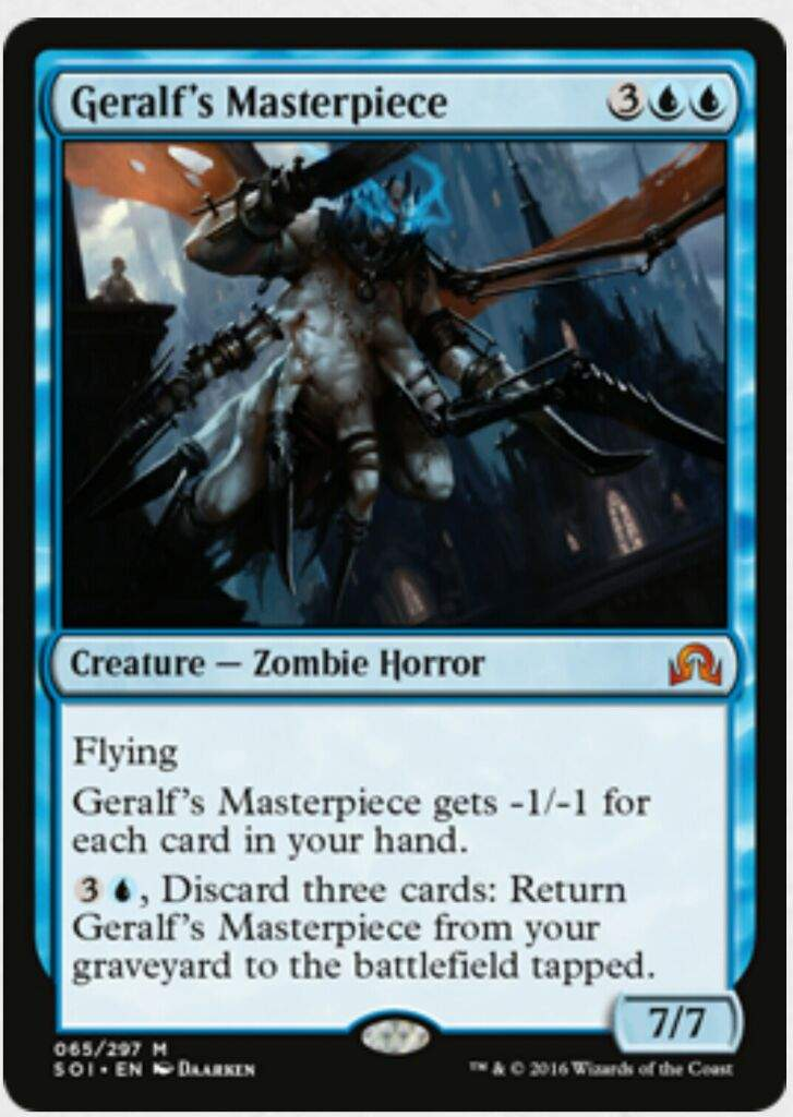 Standard] Blue/Black Graveyard/Zombies | MTG Amino