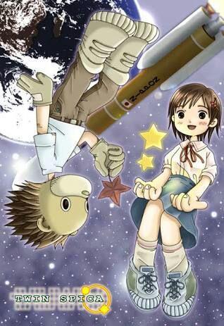 twin spica Anime Completo Latino por Mega