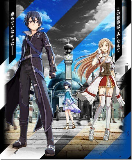 In The End If Kirito And Asuna Are To Have A Happy Ending Together It Probably Wont Be Until Sword Art Online Season 4 Or Beyond