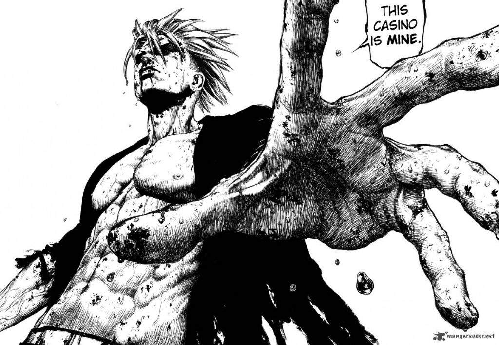 Recomendando Mangas Sun Ken Rock Anime Amino