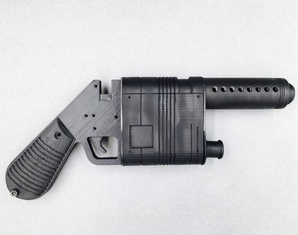 3D print Rey Blaster Star Wars   Cosplay Amino