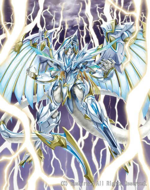 Anime Lightning Dragon