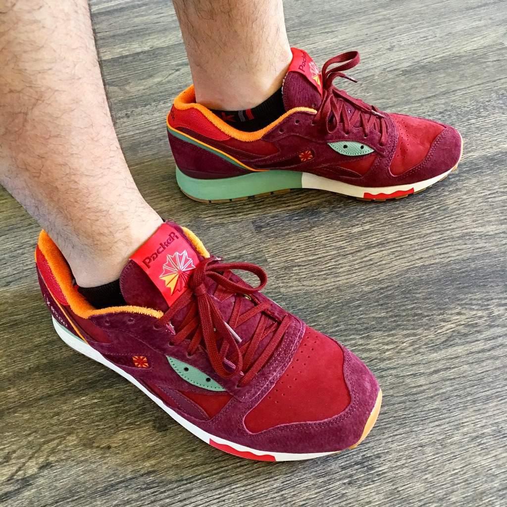 11615ea7d Reebok x Packer Shoes LX 8500 Four Seasons  Autumn