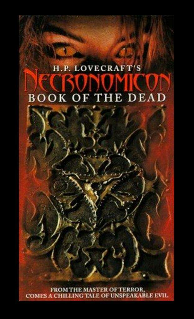 necronomicon book of the dead (1994)