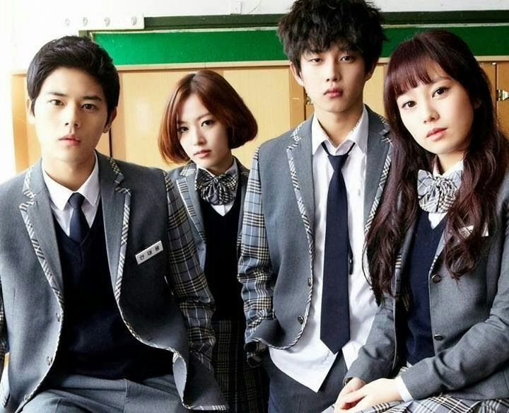 💈TOP 25 HIGH SCHOOL KOREAN DRAMA💈 | K-Drama Amino