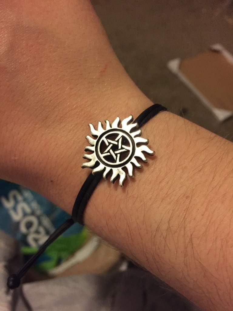 The Anti-Possession Symbol Works!   Supernatural Amino