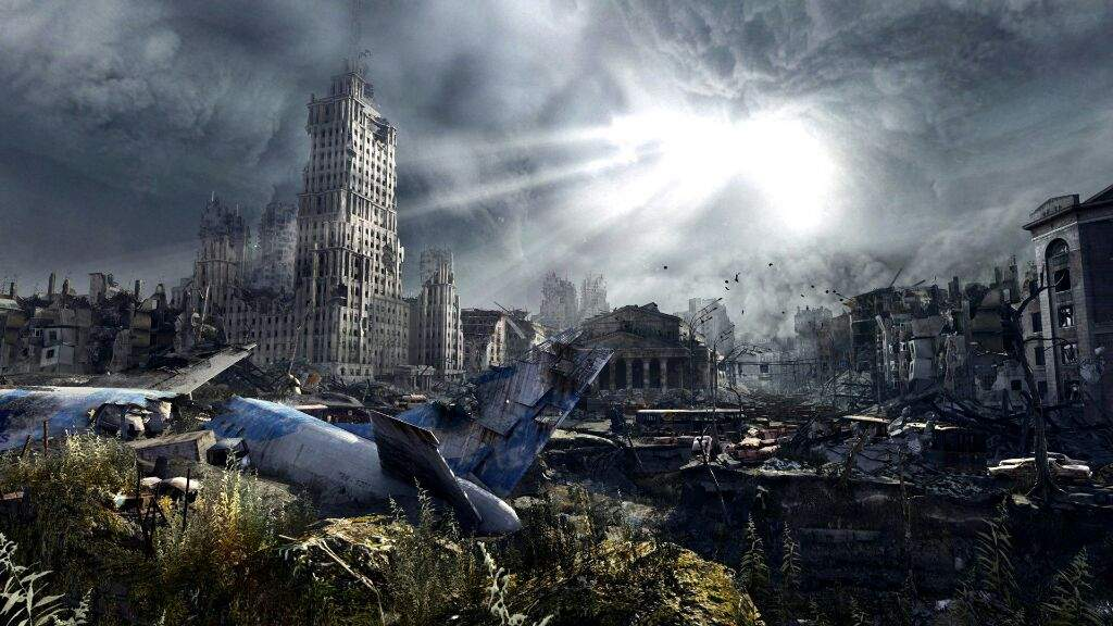 Future Scene Natural Disasters