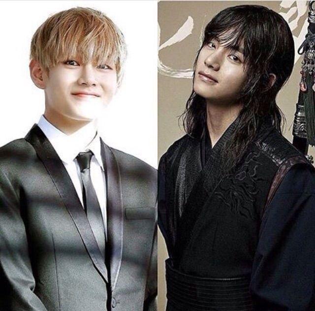 V Bts Minho Shinee Newkdrama Hwarang