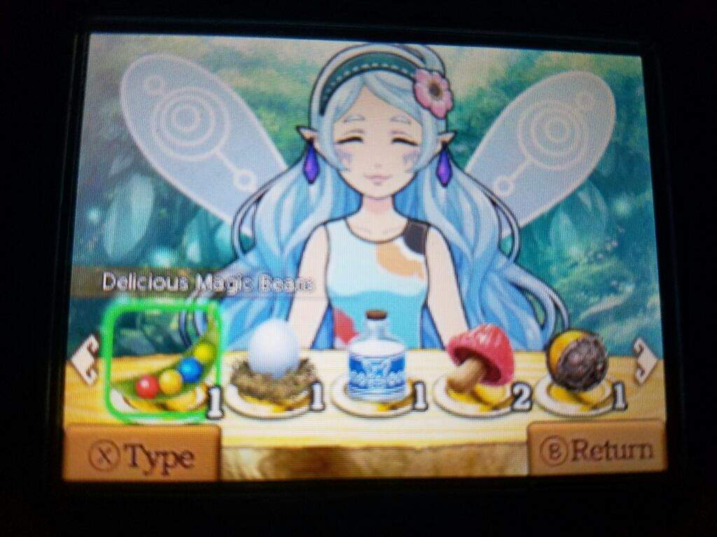 Fairy Stats And Food In Hyrule Warriors Legends Zelda Amino