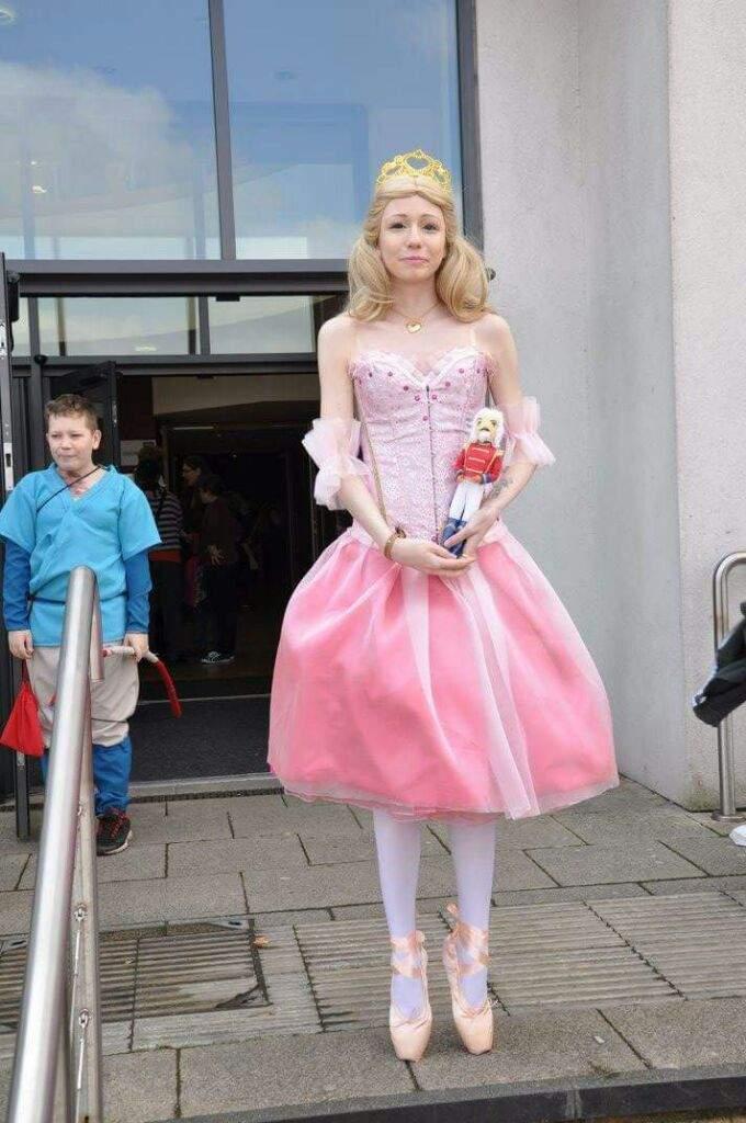 sugarplum princess barbie in the nutcracker wiki