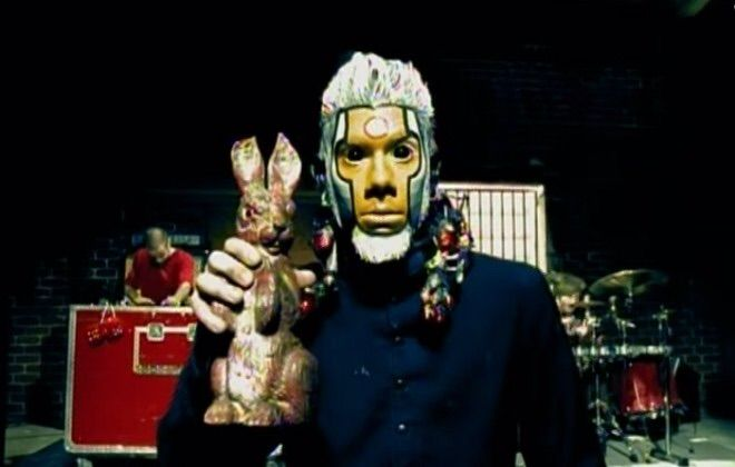 Wes Borland Oil Paintings