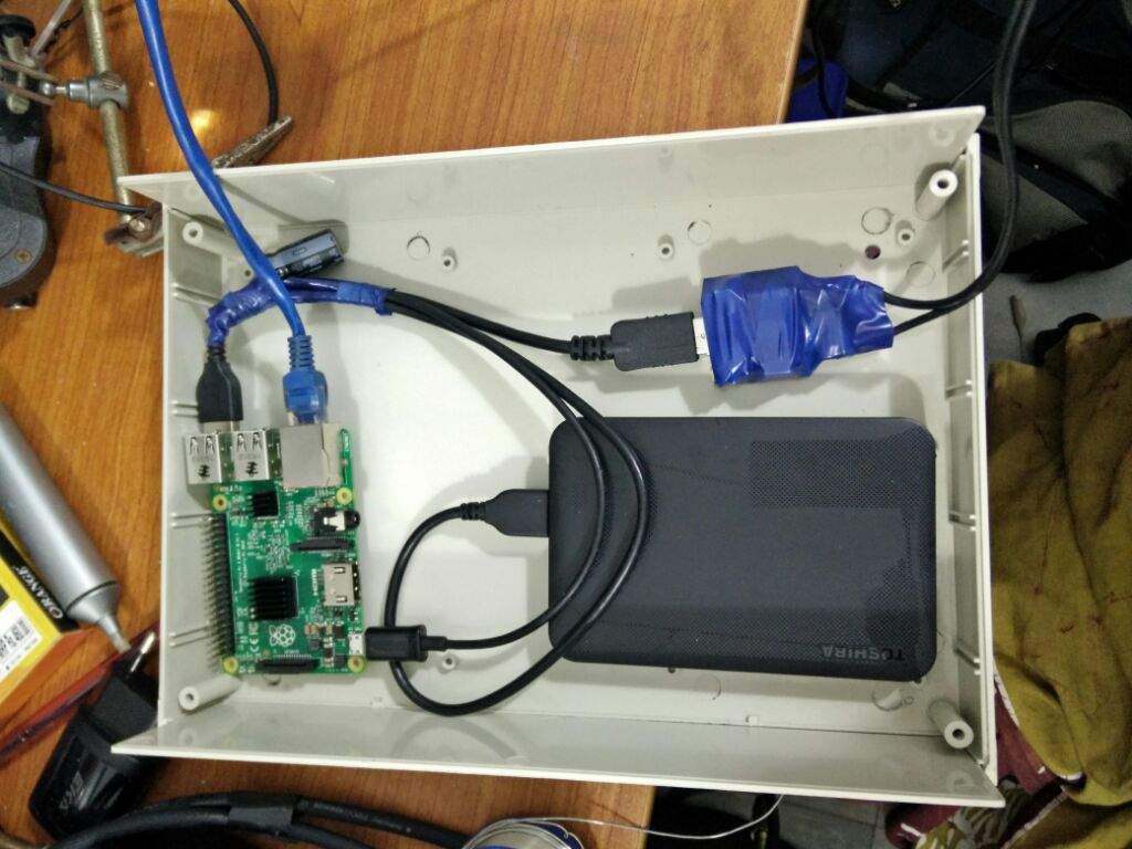 Raspberry Pi Ultimate Torrent Box | Maker Amino