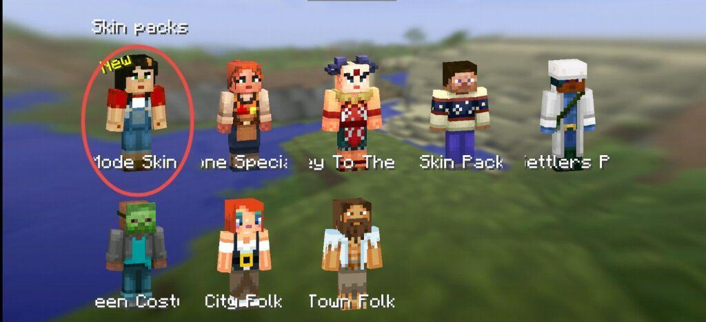 0141 New Skin Pack Update Minecraft Amino