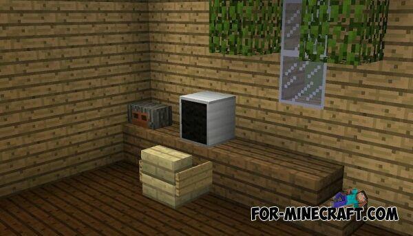 pocket decoration mod v6 0 for minecraft pe. Black Bedroom Furniture Sets. Home Design Ideas