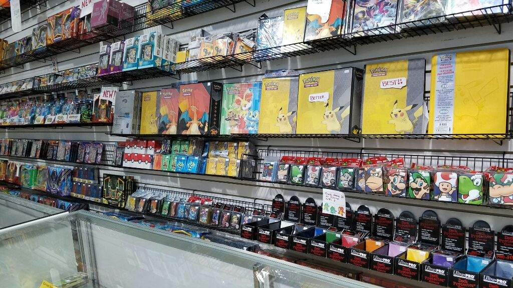 True It Is A Small Store But How Many People Can Say They Have Dedicated To Pokemon Merchandise Outside Of Japan Not I Would Think Later