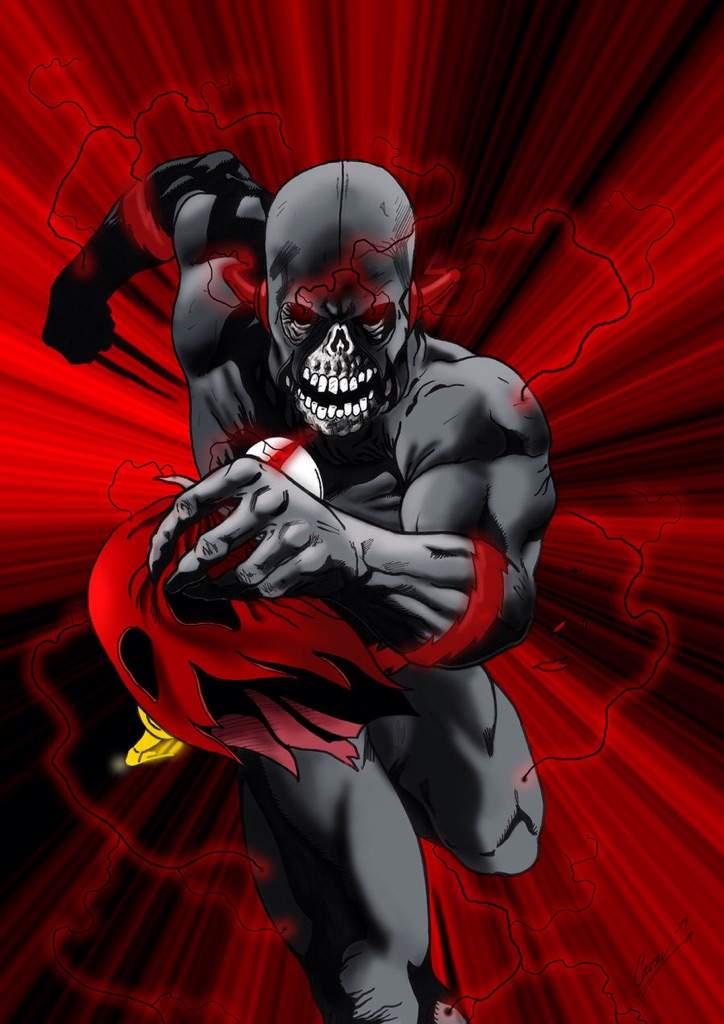 Flash Earth One Godspeed Comics Amino