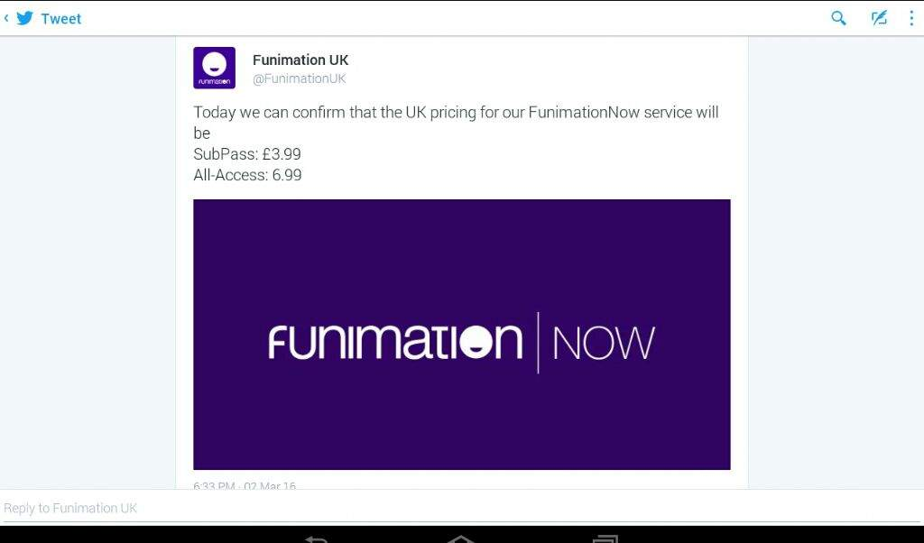 Funimation Now is finally here! | Anime Amino