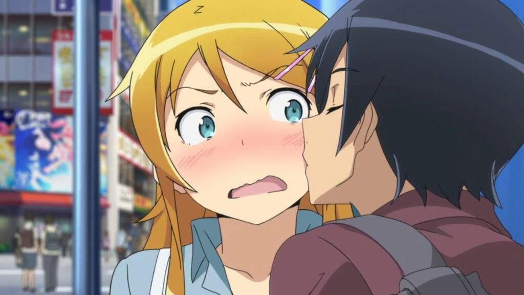 Incest anime