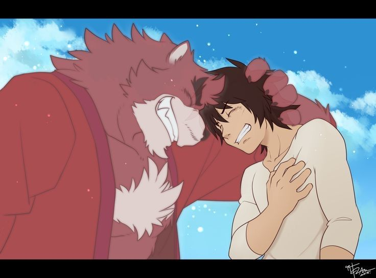 Image result for The Boy and the Beast