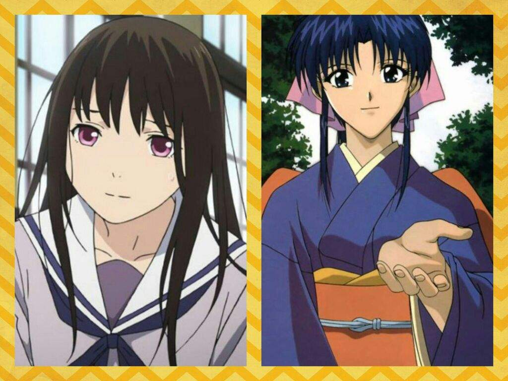 Notice The Similarities Anime Amino Images, Photos, Reviews