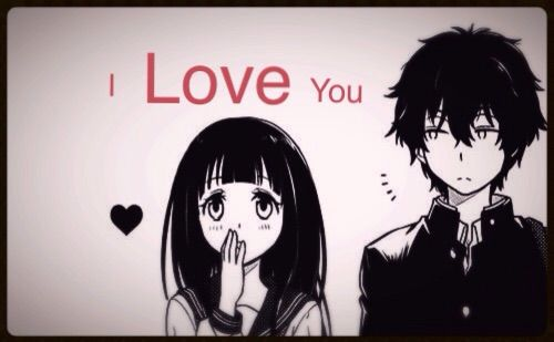 i love you anime amino