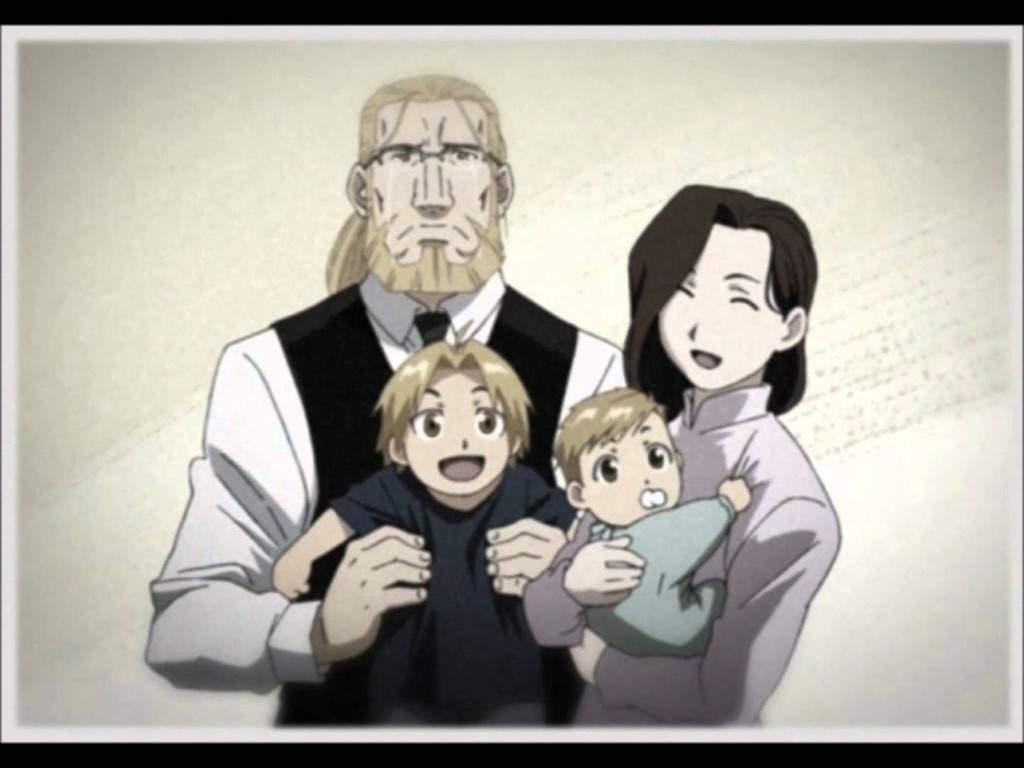 Fullmetal alchemist brotherhood alternate ending. | Anime Amino