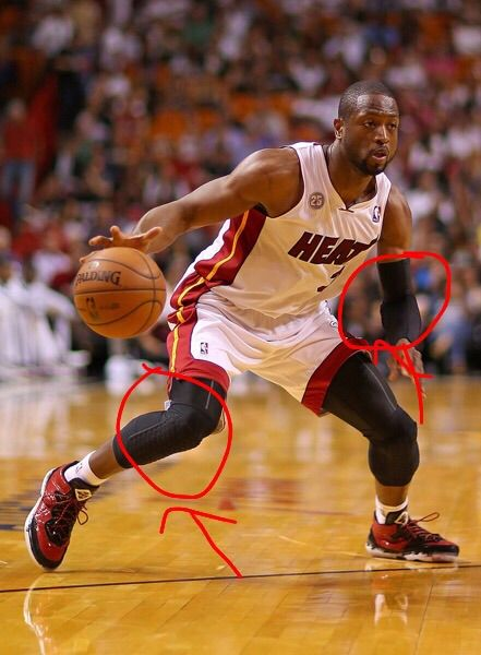 b673772564 Do NBA Players Wear Compression Gear For Their Game Or Style ...