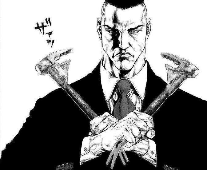Sun Ken Rock Wiki Anime Amino