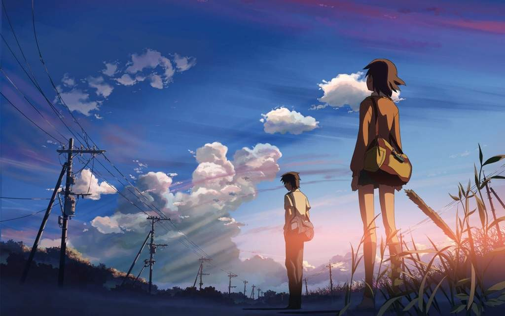 Yet No Matter What We Will Always Be Going The Same S D 5 Centimeters Per Second