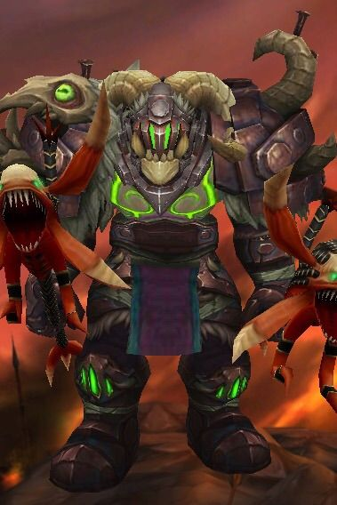 Jackal - Tichondrius (Fury/Protection Warrior)   WoW Amino
