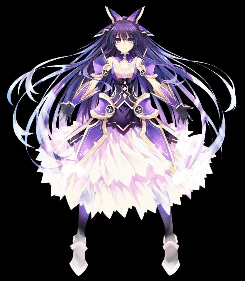 Date a live wiki anime amino tohka is the first spirit saved by shido she transfers into his class at the end of the first volume shido named her for the date of their first meeting arubaitofo Images