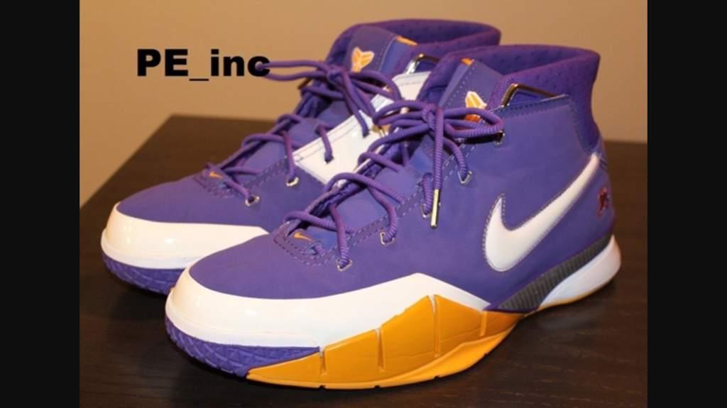 NIKE AIR ZOOM KOBE 1 PE | Sneakerheads