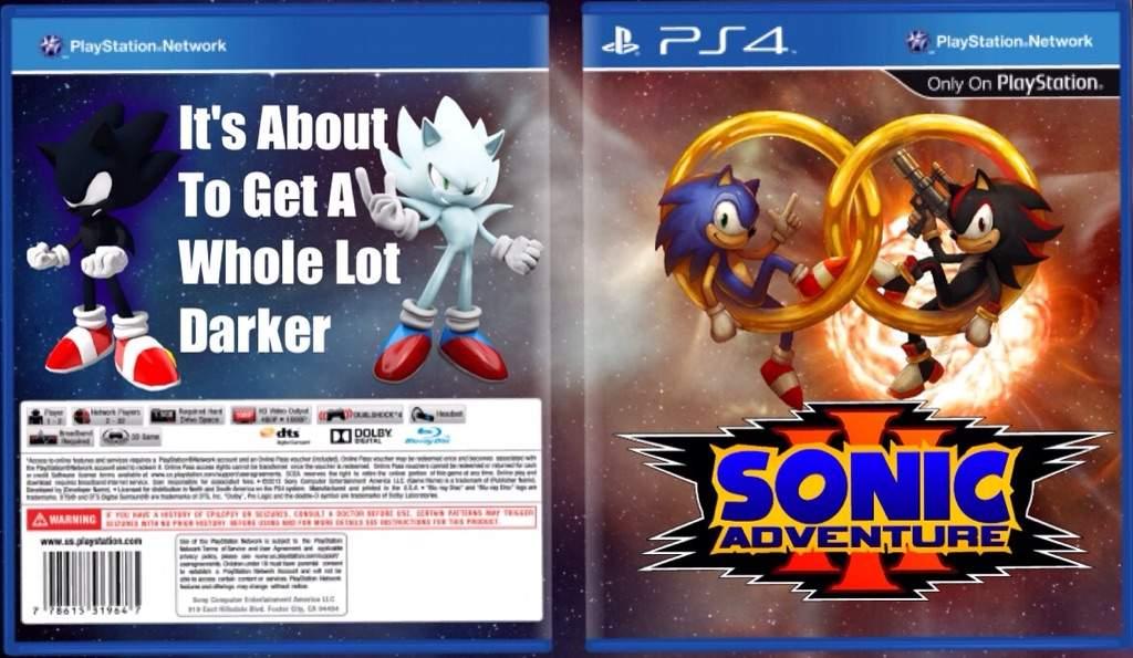 Custom Sonic Adventure 3 Cases   Video Games Amino