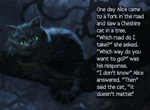Cheshire Cat Quotes | Wiki | Anime Amino