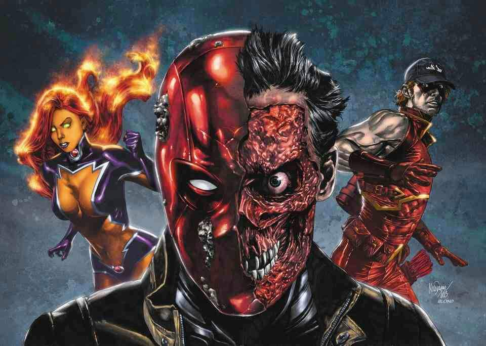 Red Hood: the a Requiem of Jason Todd [Elseworld Pitch Blog