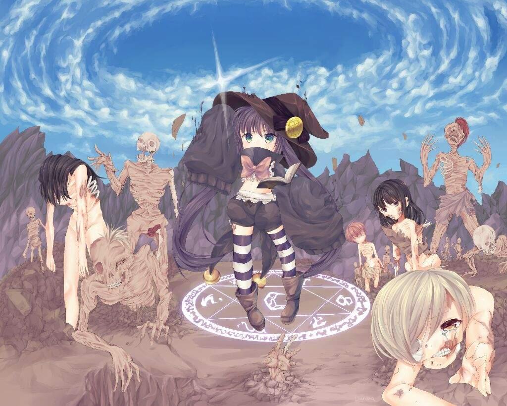 Zombie Apocalypse Drawing Anime Amino