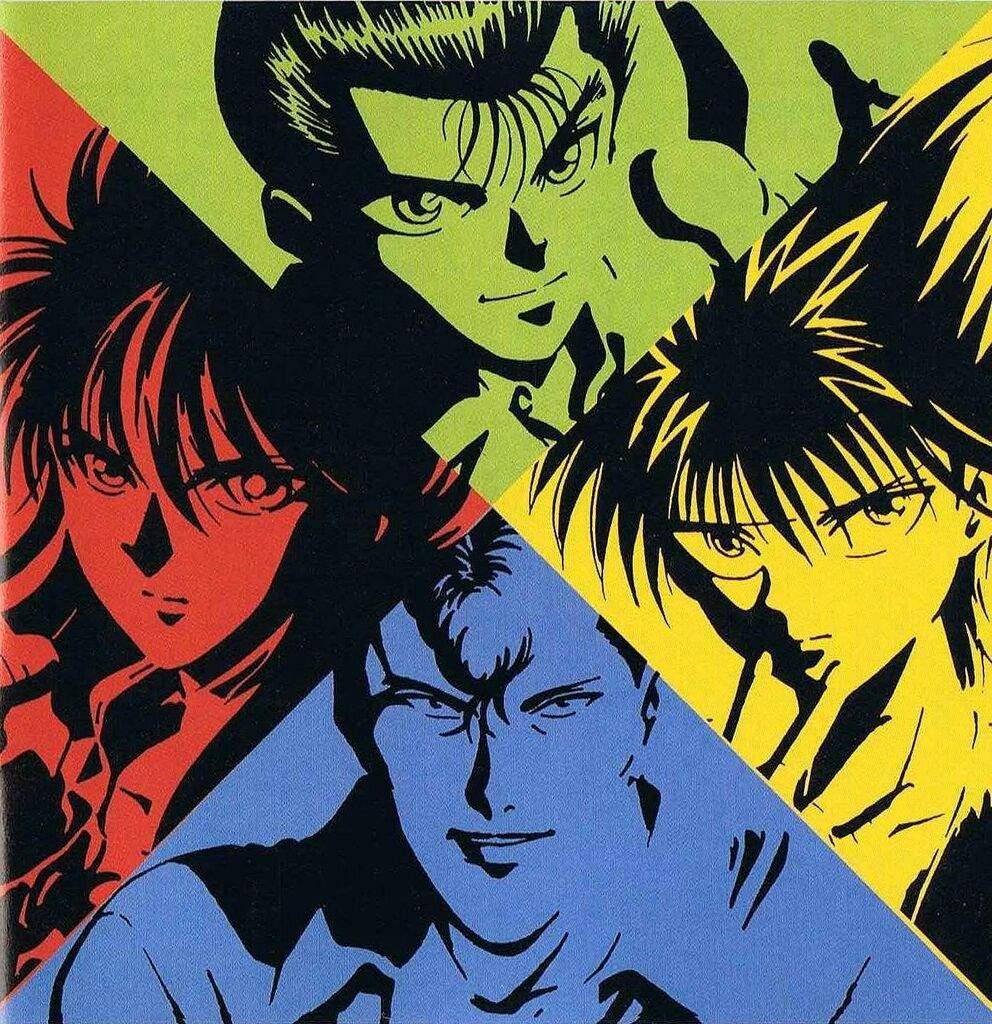 """Manga Review:""""Yu Yu Hakusho"""",April 15th,2016📖   Anime Amino"""