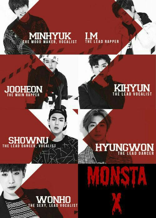 Introducing Monsta X And Kihyun X I M Cover Project K Pop Amino