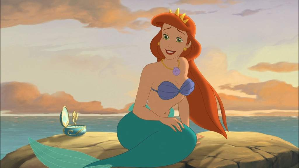 Under The Sea Top 18 Disney Characters With Red Hair Cartoon Amino