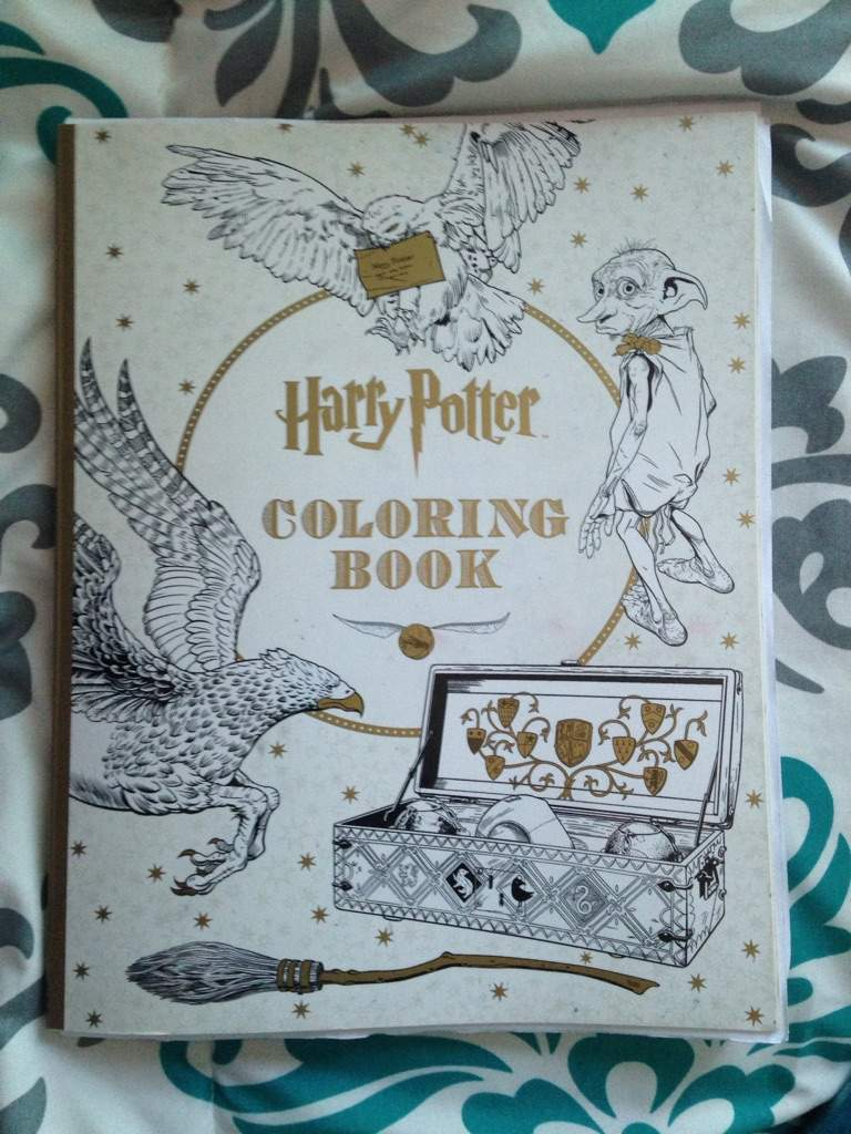 My Harry Potter Coloring Book Harry Potter Amino