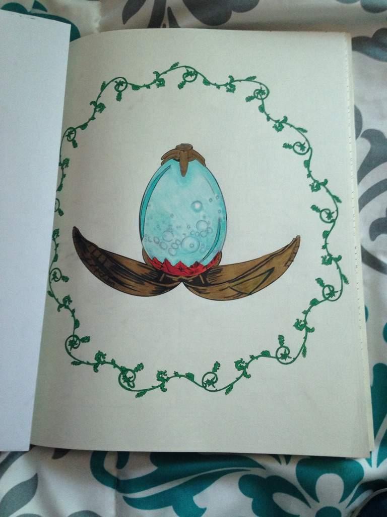 The Golden Egg From Goblet Of Fire Harry