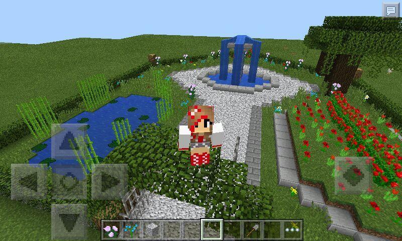 Ultimate Flower Garden Challenge! | Minecraft Amino